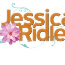 The Jessica Ridley logo with a bit of window dressing to be used on her website (www.jessicaridley.com)